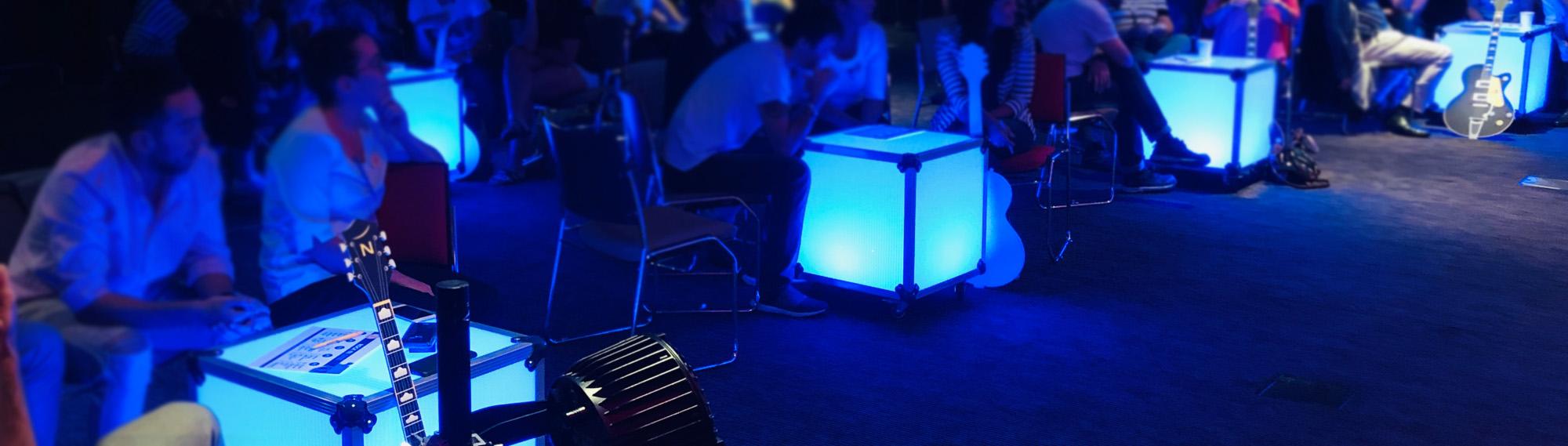 Lightcase set up