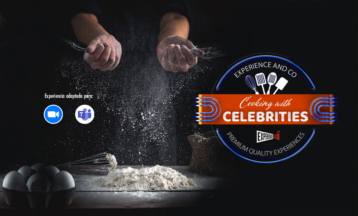 cooking with celebrities experience